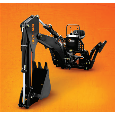 EVH-1010 Backhoe With Joystick