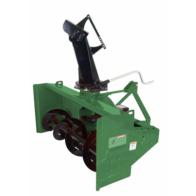 "54"" SNOWBLOWER GREEN"