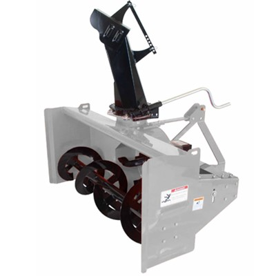 "54"" EVEREST SNOWBLOWER GREY"