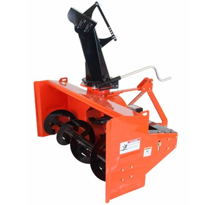 "54"" EVEREST SNOWBLOWER-RED"
