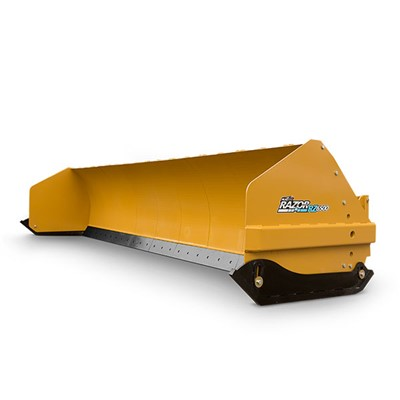24' RZ6500 RAZOR SNOW PUSHER (LESS FRAM>