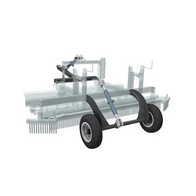TOW KIT WITH WHEELS, MANUAL LIFT W/ RATC