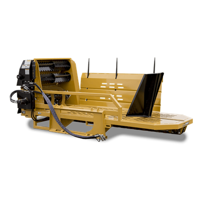 HIGH PERFORMANCE SQUARE BALE PROCESSOR