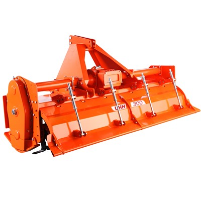 120IN ROTARY TILLER - ORANGE