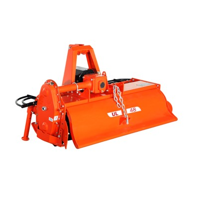 48IN ROTARY TILLER - ORANGE