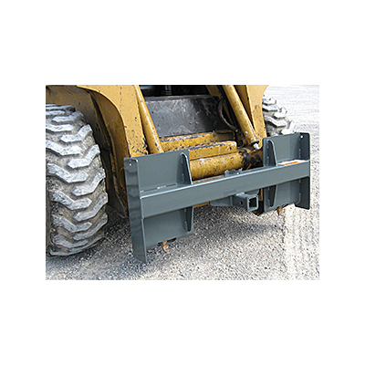 DESIGNED FOR STANDARD SKID STEERS TO SPO