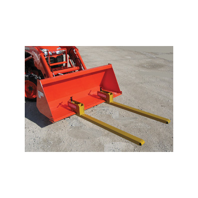 BF-1000 CLAMP-ON BUCKET PALLET FORKS – 1