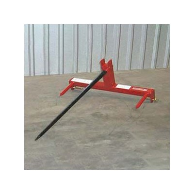 BSF-1523 3-PT BALE SPEAR. RATED FOR ROUN
