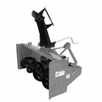 "60"" EVEREST SNOWBLOWER  GREY"